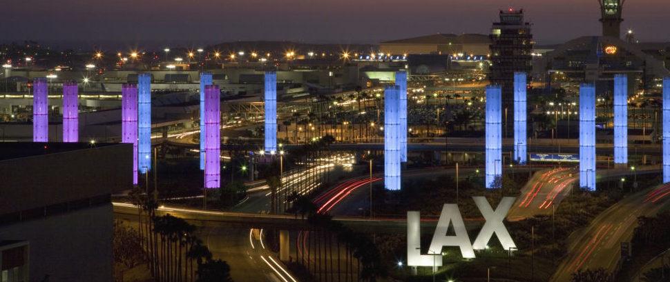 LAX Airport, Los Angeles, California © Americanspirit   Dreamstime 27076287