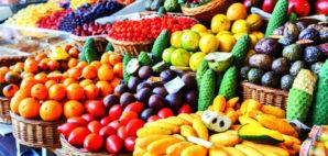 Local Produce © Paulgrecaud   Dreamstime 54430695