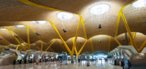 Madrid Barajas Airport, Spain © Iakov Filimonov | Dreamstime 31117236