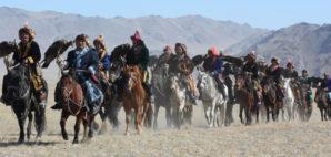Mongolian Horseriders © Tomas1111   Dreamstime 21948422