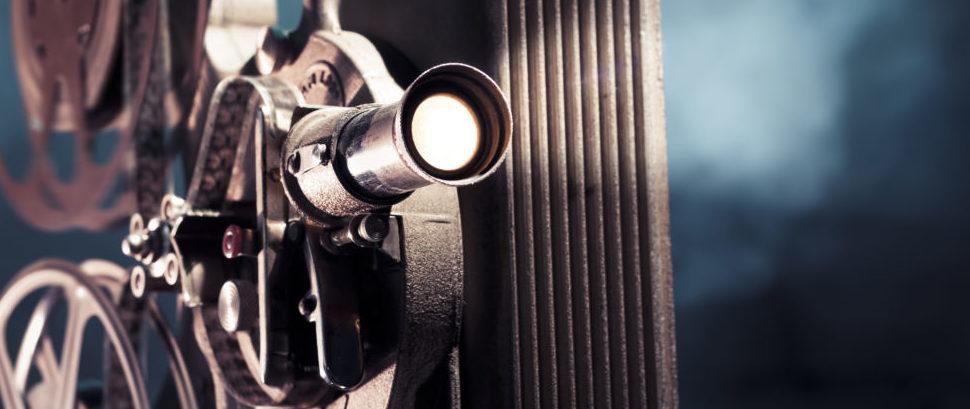 Movie Projector © Fernando Gregory | Dreamstime 22775434