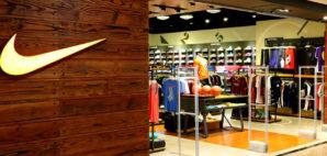 Nike Store © Pindiyath100   Dreamstime 33166826