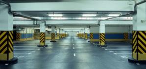 Parking Garage © Oleg Fedorenko | Dreamstime 5519349