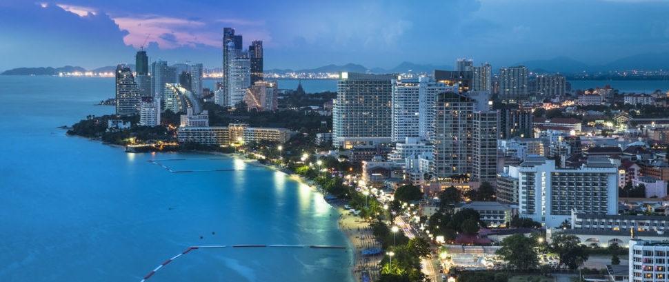 Pattaya, Thailand © Pipop Boosarakumwadi | Dreamstime 43196975