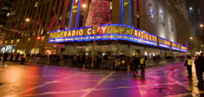 Radio City Music Hall, New York City © Mb2006 | Dreamstime 7331885