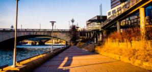 Schuylkill River, Philadelphia, Pennsylvania © Jon Bilous | Dreamstime 47766077