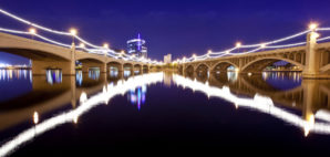 Tempe Bridges, Salt Lake City, Utah © Chris Curtis | Dreamstime 18645395