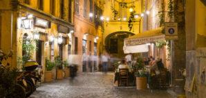 Trastevere, Rome, Italy © Ekaterinabelova | Dreamstime 36390306