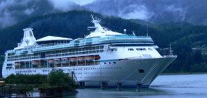 Alaska Cruises © Brett Critchley | Dreamstime 9508659