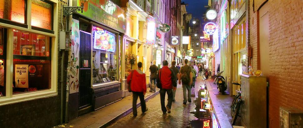 Amsterdam, the Netherlands © Rostislav Glinsky | Dreamstime 5917418