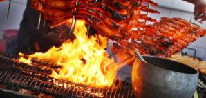 Barbecue © Annie Su Yee Yek   Dreamstime 9827247