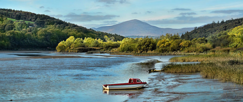 Blackwater River, Ireland © Irimaxim | Dreamstime 53623316