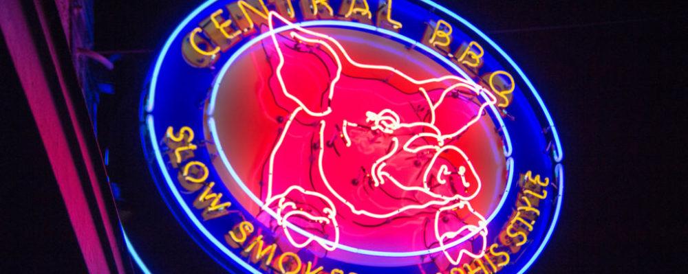 Central BBQ, Memphis, Tennessee © Geoff Alexander | Flickr