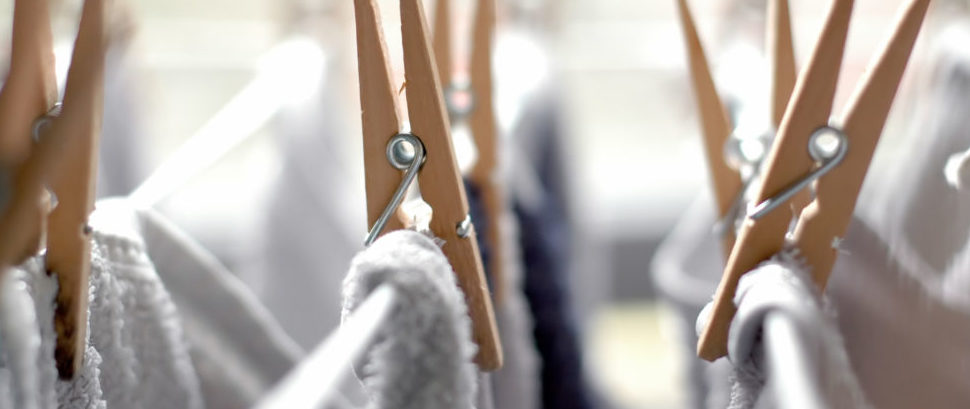 Clothesline © Saskia Van Veen | Dreamstime 2433764