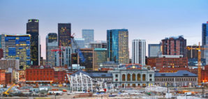 Denver, Colorado © Nkucera | Dreamstime 54513256
