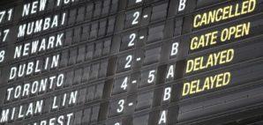 Flight Schedule © Caamalf | Dreamstime 14419566