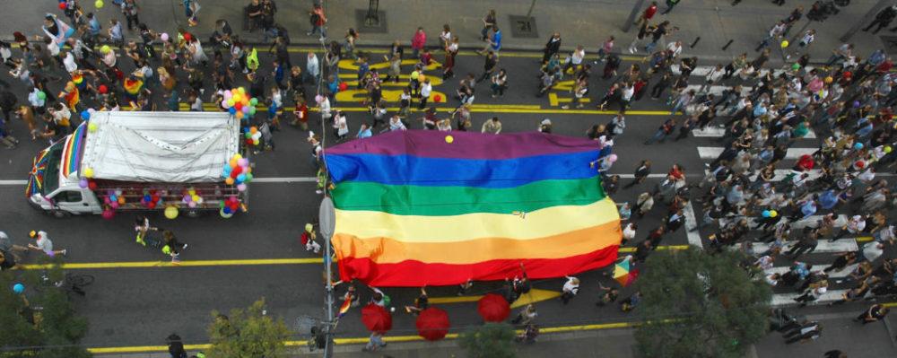 Gay Pride © Aleksandar Radovanovic | Dreamstime 60213163