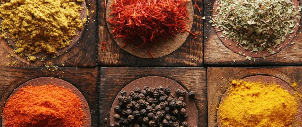Indian Spices © Yana Kabangu | Dreamstime 1328310
