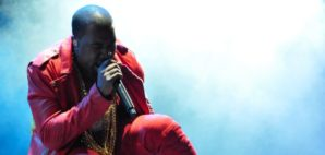 Kanye West at Lollapalooza Chile © Rodrigo Ferrari | Flickr