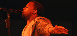 Kanye West at the MoMA, New York City © Jason Persse | Flickr