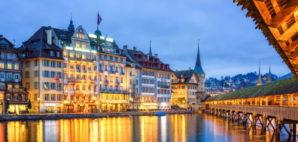 Lucerne, Switzerland © Xantana | Dreamstime 47441780
