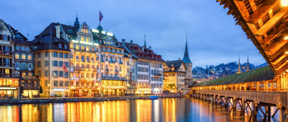 Lucerne, Switzerland © Xantana | Dreamstime 47441780
