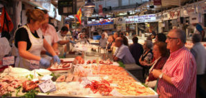 Mercado Central, Valencia, Spain © Tupungato | Dreamstime 19059516