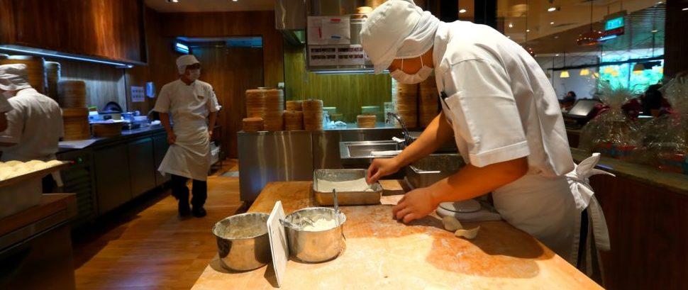 Michelin Star Restaurant, Din Tai Fung © Naruto4836 | Dreamstime 57333582