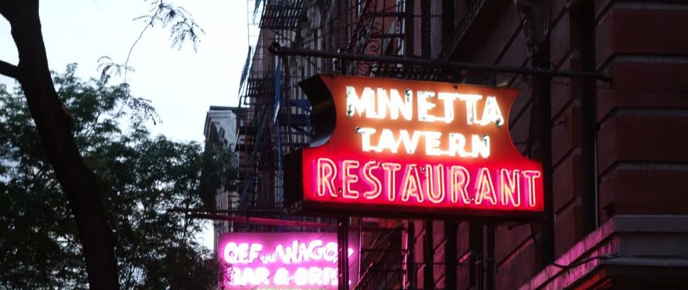 Minetta Tavern, New York City © Allison Meier | Flickr