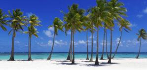 Palm Beach, Aruba © Denis Burdin | Dreamstime 56099042