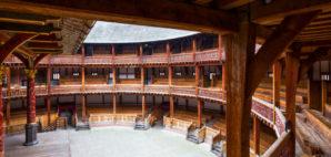 Shakespeare's Globe Theatre, London, England © Giuseppemasci | Dreamstime 71812717