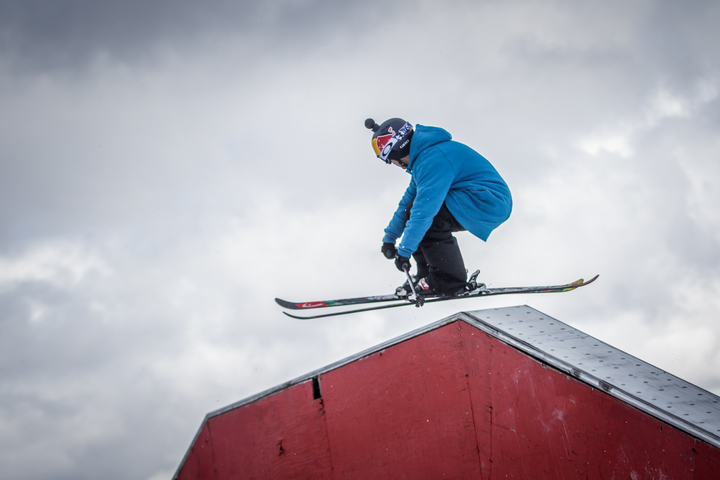 360fly Athlete Pro Skier Simon Dumont 2 © 360fly