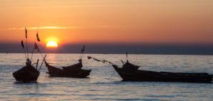 Ayeyarwady River, Myanmar © Imagehub | Dreamstime 36516533