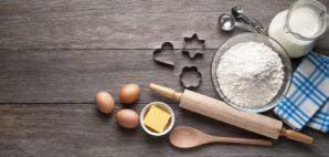 Baking © Dave Bredeson | Dreamstime 61442458