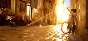 Bicycle in Croatia © Dorvard   Dreamstime 28089151