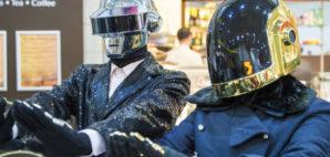 Daft Punk © Fernando Carniel Machado   Dreamstime 39841180