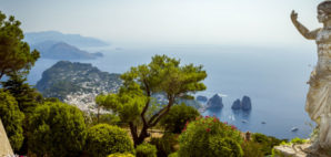 Mount Solaro, Capri, Italy © Mikolaj64 | Dreamstime 76290211