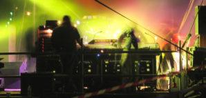 Music Festival © Barak Brudo | Dreamstime 2355129