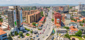 Pristina, Kosovo © Jasmina | Dreamstime 63035743
