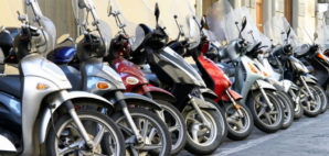 Rome, Italy Scooter © Eg004713 | Dreamstime 1029085