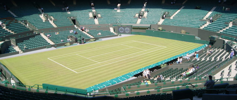 Wimbledon in London, England © Reevesga | Dreamstime 26224836