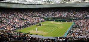Wimbledon in London, England © trentham | Dreamstime 25678863