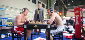 Chess Boxing © Paul Prescott | Dreamstime