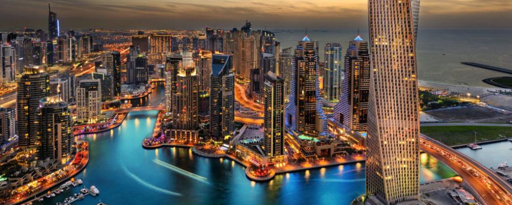 Dubai © Ashraf Jandali | Dreamstime