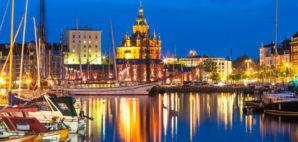 Helsinki, Finland © Scanrail | Dreamstime