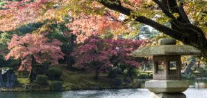 Kenrokuen Garden © Nicholashan | Dreamstime.com