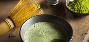 Matcha Tea © Bhofack2 | Dreamstime.com