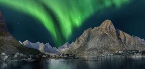 Northern Lights, Norway © Helena Bilková | Dreamstime.com