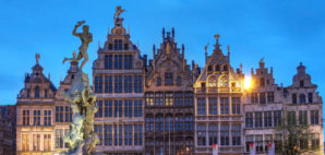 Antwerp, Belgium © Mihai-bogdan Lazar | Dreamstime