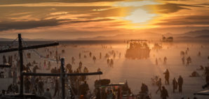Burning Man © Jelle Krings | Dreamstime